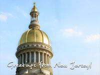 Photo of the state capital building dome